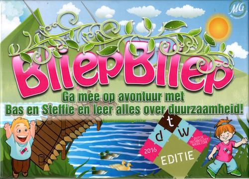 BliepBliep: Ga mee op avontuur met Bas en Steffie en leer alles over duurzaamheid!