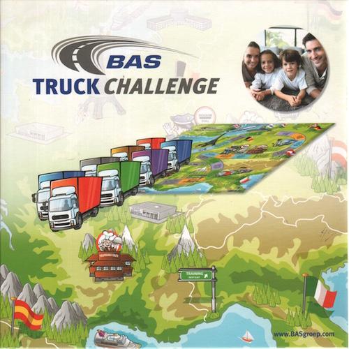 BAS Truck Challenge