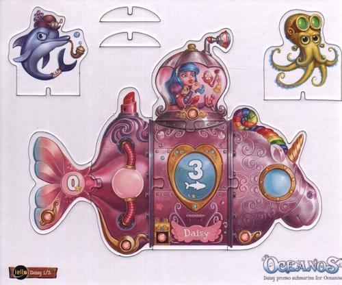 Daisy (extra personage voor Oceanos)