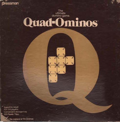 Quad-Ominos