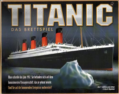 Titanic: Das Brettspiel
