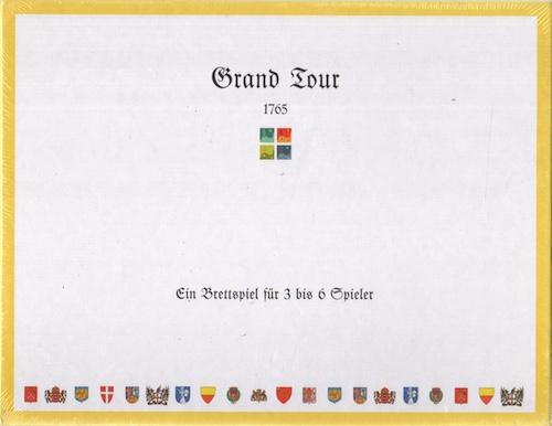 Grand Tour 1765
