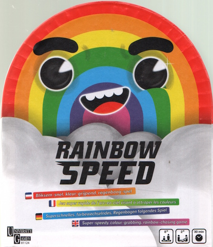 Rainbow Speed