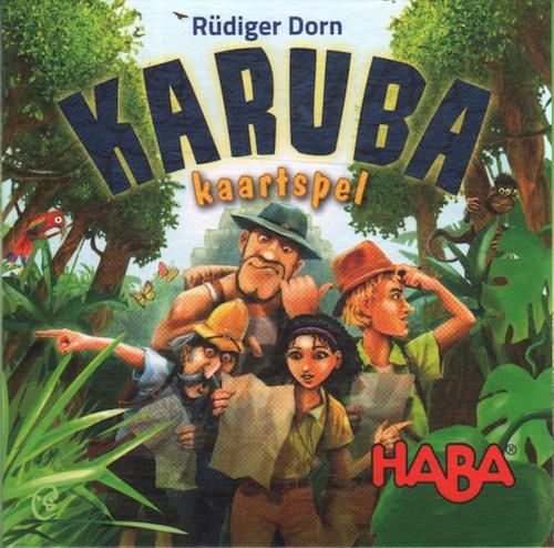 Karuba: Kaartspel