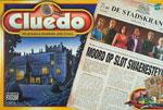 Cluedo: Het gevaarlijk spannende Detectivespel