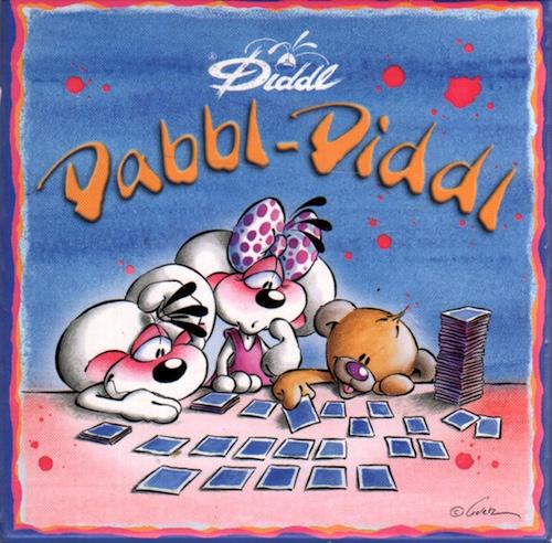 Dabbl-Diddl (Het muizensterke geheugenspel)