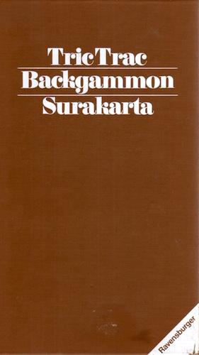 Tric Trac - Backgammon - Surakarta