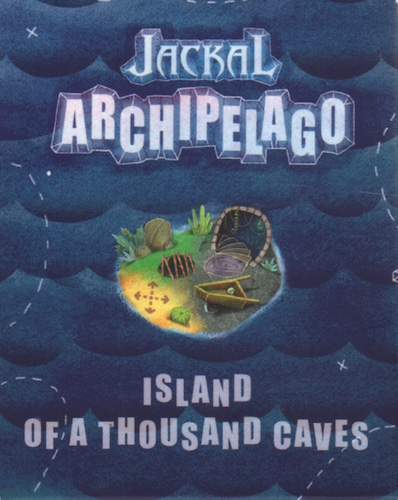 Jackal Archipelago: Island of a thousand caves