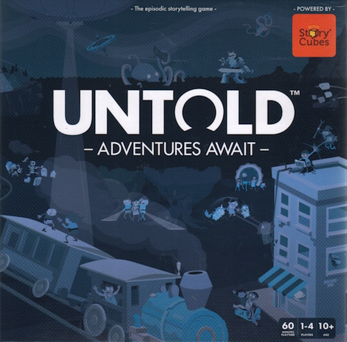 Untold (adventures await)