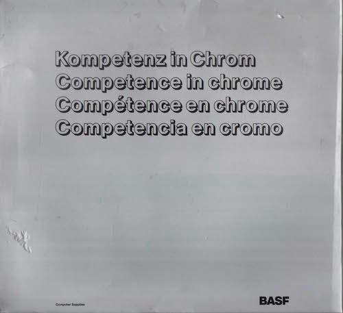 Kompetenz in Chrom (Backgammon)