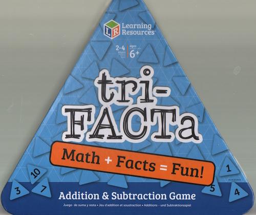 tri-FACTa - Addition & Subtraction