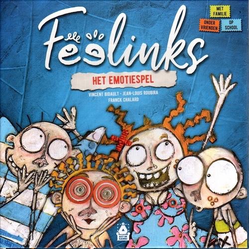 Feelinks - het emotiespel