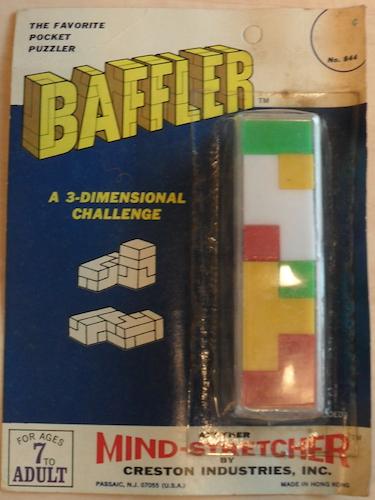 Baffler: A 3-dimensional Challenge