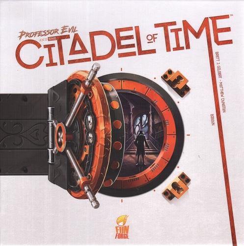 Professor Evil & the Citadel of Time