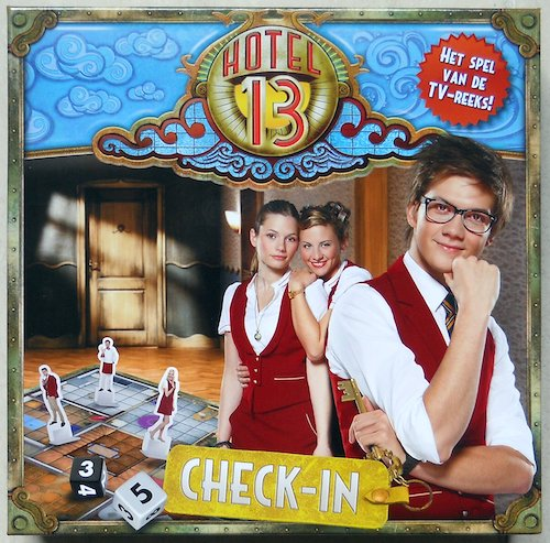 Hotel 13: Check-in
