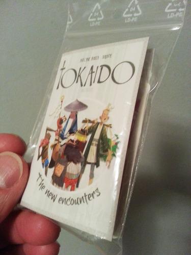 Tokaido: The New Encounters