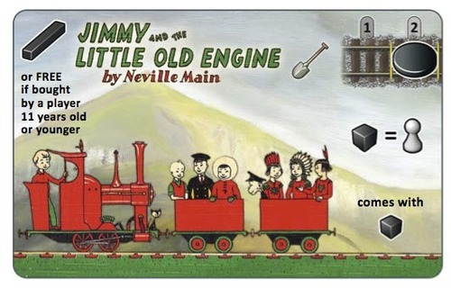 Snowdonia: Jimmy and The Little Old Engine