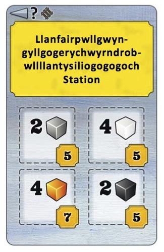 Snowdonia: Llanfairpwllgwyngyllgogerychwyrndrobwllllantysiliogogogoch Station