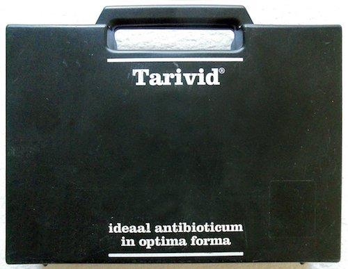 Tarivid: Ideaal Antibioticum in Optima Forma