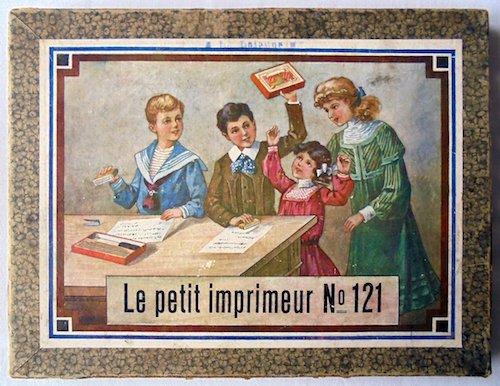 Le petit Imprimeur No 121