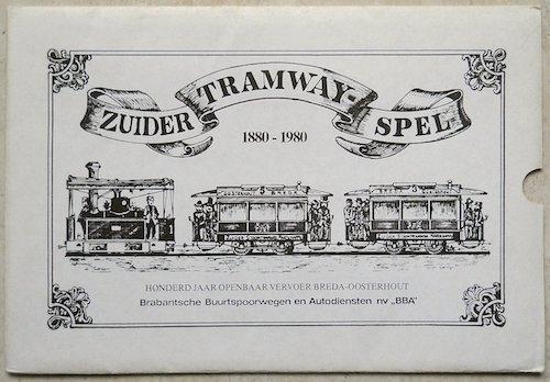 Tramway Spel: Zuider Stoomtramweg Maatschappy