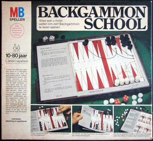 Backgammon School
