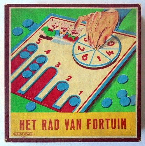Het Rad van Fortuin