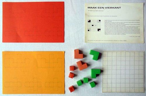 Maak een Vierkant