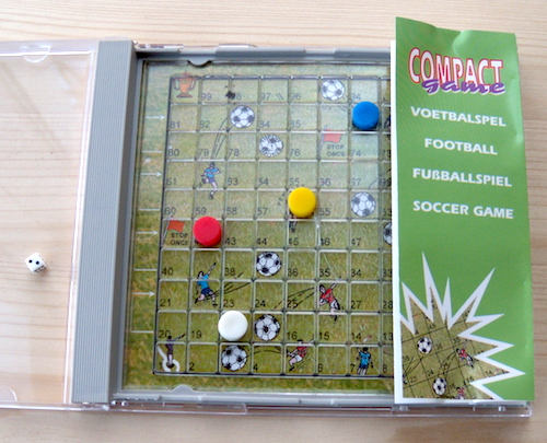 Voetbalspel (Football - Fussbalspiel - Soccer Game)