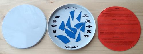 Tangram: Ei