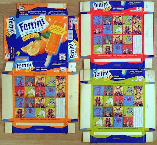 Festini Fruit Spel