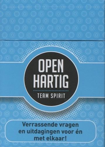 Openhartig: Team Spirit