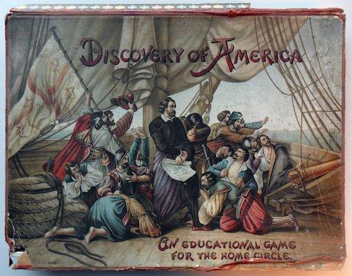Discovery Of America: Het Columbus-Spel of De Ontdekking van Amerika