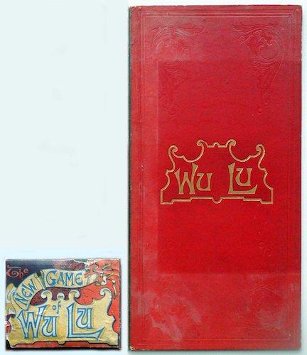 The New Game of Wu Lu (Het Nieuwe Spel Wu Lu)