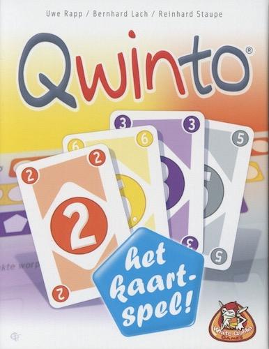 Qwinto: Het Kaartspel