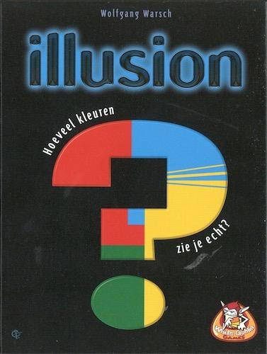 Illusion: Hoeveel kleuren zie je echt?