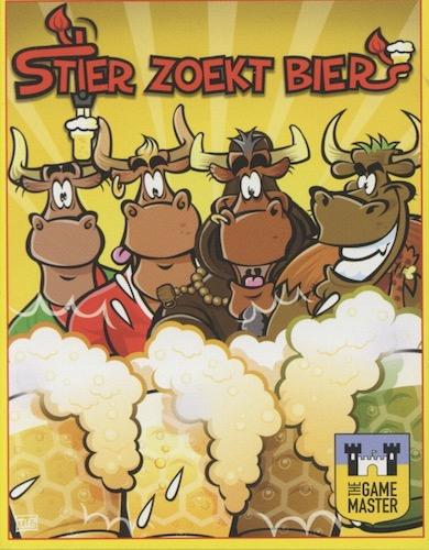 Stier zoekt Bier