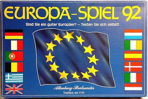 Europa-Spiel 92