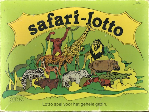 Safari-Lotto