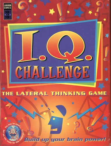 I.Q. Challenge: The Lateral Thinking Game