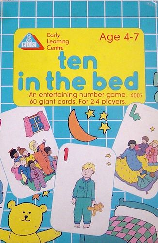 Ten in the Bed: An entertaining Number Game