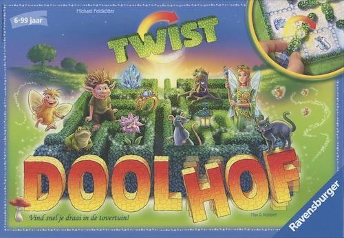 Twist Doolhof