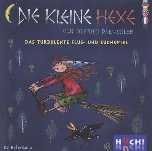 Die Kleine Hexe: das Turbulente Flug- und Suchspiel