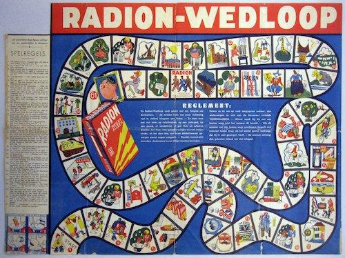 Radion Wedloop