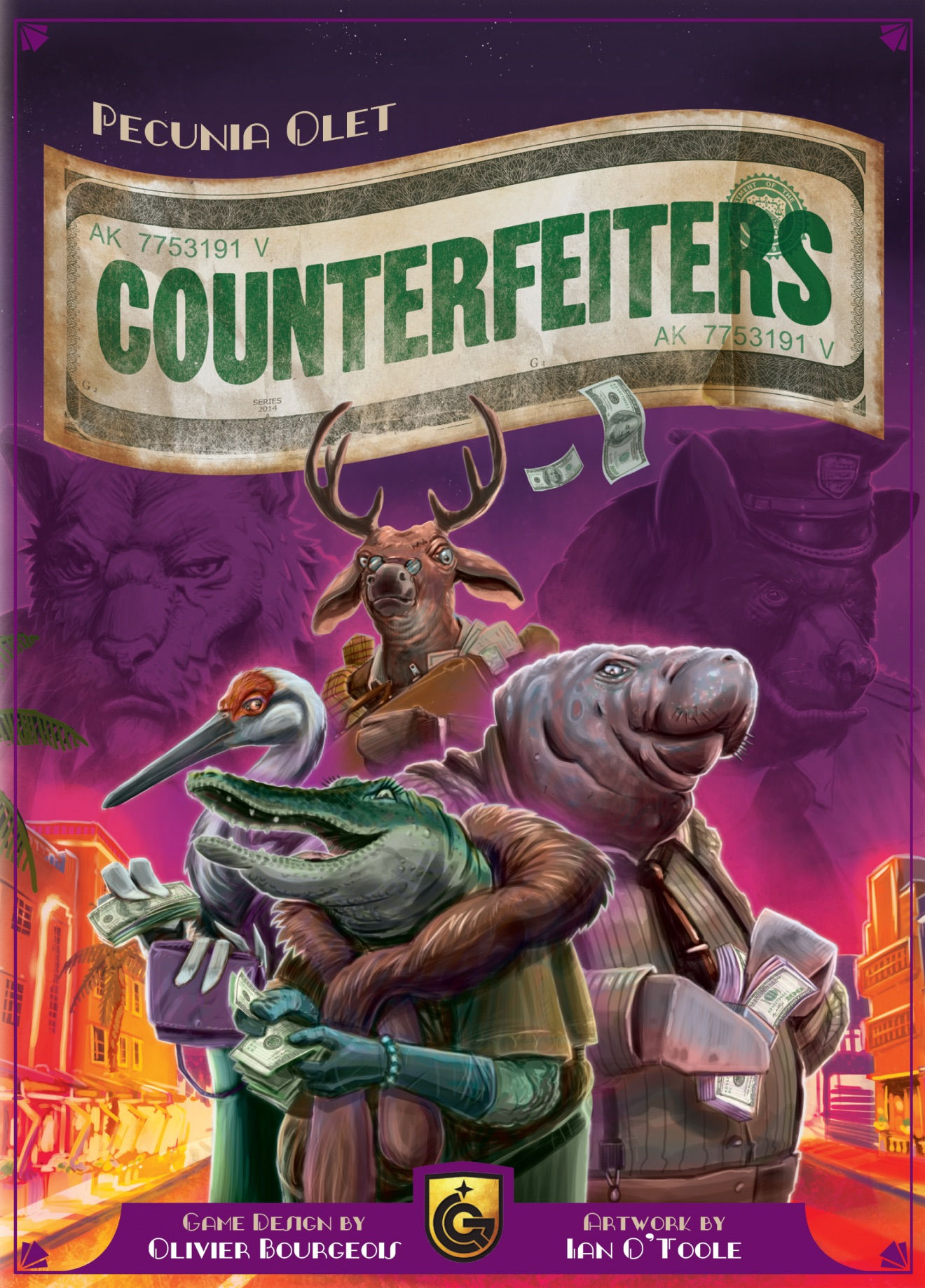 Counterfeiters (#3)