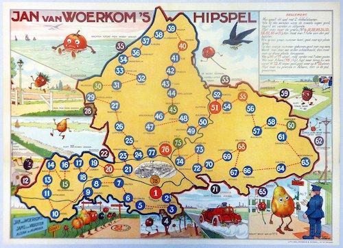 Jan van Woerkoms Hipspel