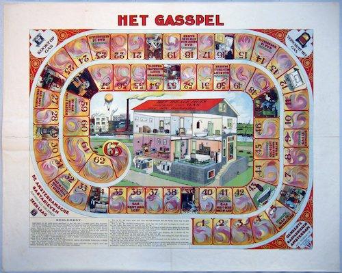 Het Gasspel
