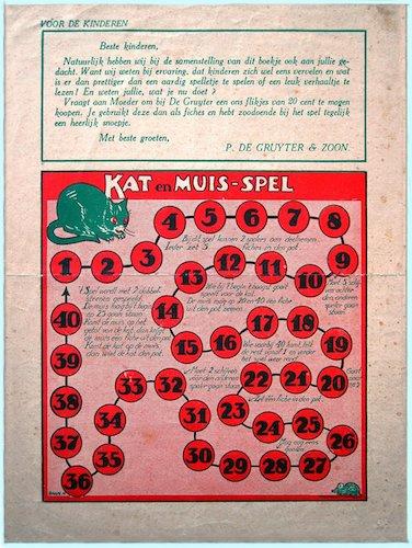 Kat en Muis-Spel