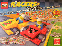 Lego: Racers: Super Speedway Game