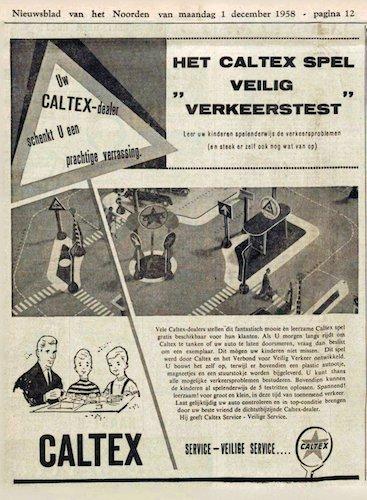 Caltex Veilig-Verkeerstest
